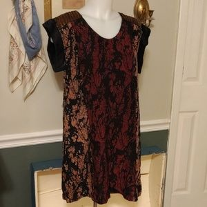 French Connection Silk dress size 6 NWT